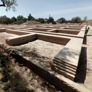 Harappa (oldest building in Pakistan) (StreetView)