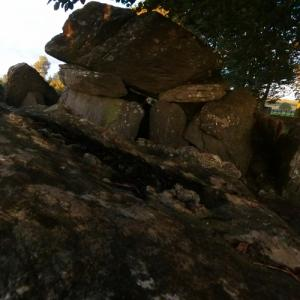 Labbacallee wedge tomb (StreetView)