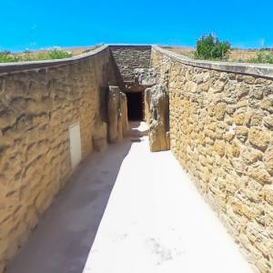 Dolmen de Viera (oldest building in Spain) (StreetView)