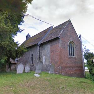 Corhampton Church (StreetView)