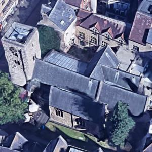 St Michael at the North Gate (Google Maps)