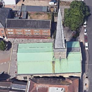 St. Michael's Church, Southampton (Google Maps)