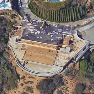 Simon Kinberg's House (Google Maps)