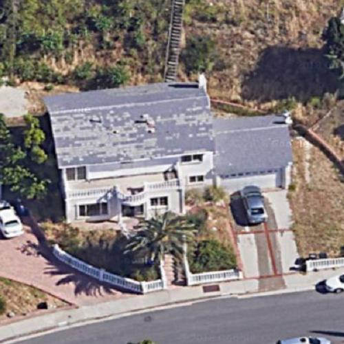 Soulja Boy S House In Los Angeles Ca Google Maps 2