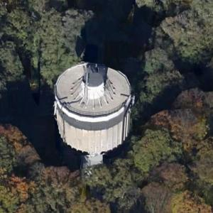 Hohenwettersbach water tower (Google Maps)