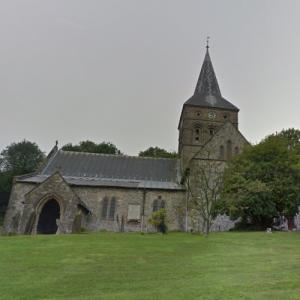 All Saints Church, East Meon (StreetView)