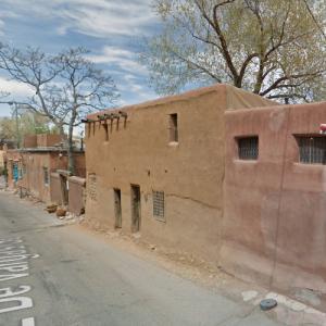 De Vargas Street House (StreetView)