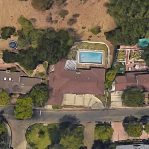 Topher Grace's House (Former) (Google Maps)