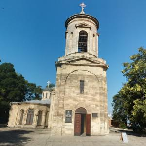 Church of St John the Baptist, Kerch (oldest church in Russia) (StreetView)