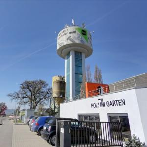 Kupferzell water tower (StreetView)