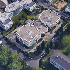 Former embassy of Syria, Bonn (Google Maps)