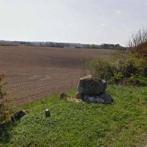 Bonderup Runddysse (Dolmen) (StreetView)