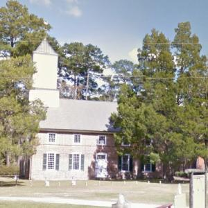 Jerusalem Lutheran Church (oldest church in Georgia) (StreetView)