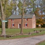 Little Cedar Grove Baptist Church (oldest church in Indiana)