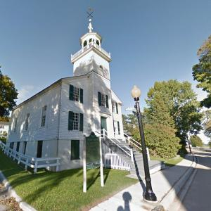 Mission Church (oldest church in Michigan) (StreetView)
