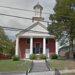 Woodville Baptist Church (oldest church in Mississippi)