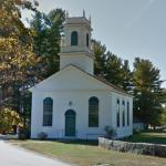 Newington Meeting House (oldest church in New Hampshire)