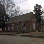 St. Thomas Episcopal Church (oldest church in North Carolina)