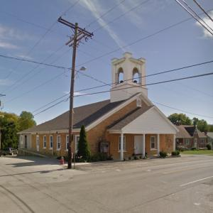West Union Presbyterian Church (oldest church in Ohio) (StreetView)