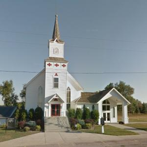 Renner Lutheran Church (oldest church in South Dakota) (StreetView)