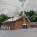 Sinking Creek Baptist Church (oldest church in Tennessee)