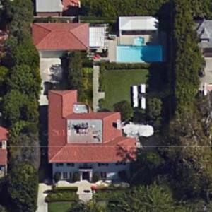 Mindy Kaling's House (Google Maps)
