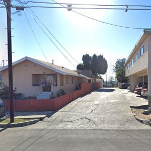 "Little Chino's Barrio party (""Dexter"") (StreetView)"