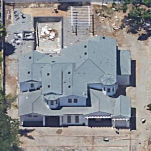 Ben McLemore's House (Google Maps)