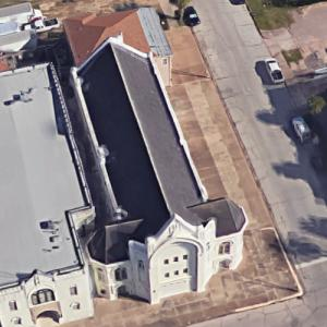 Old Congregation B'nai Israel (oldest synagogue in Texas) (Google Maps)