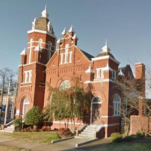 Temple B'nai Sholom (oldest synagogue in Alabama) (StreetView)