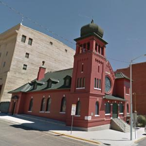 Congregation B'nai Israel Temple (oldest synagogue in Montana) (StreetView)