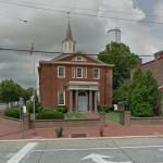 Old Salem County Courthouse (oldest courthouse in New Jersey)
