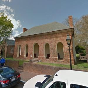 Old Isle of Wight Courthouse (StreetView)
