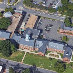 Historic Fairfax County Courthouse (Google Maps)