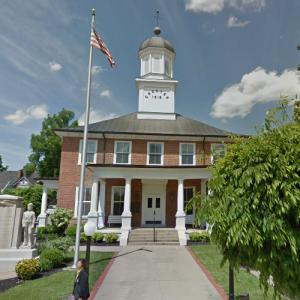 Washington County Courthouse (oldest active courthouse in Kentucky) (StreetView)
