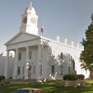 Lafayette County Courthouse (oldest courthouse in Missouri) (StreetView)