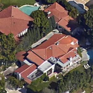 Halston Sage's House (Google Maps)