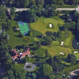 Steve Siegfried's House (Google Maps)