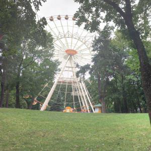 Ferris Wheel in Gorky Park (tallest ferris wheel in Belarus) (StreetView)