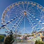 Riesenrad im Skyline-Park