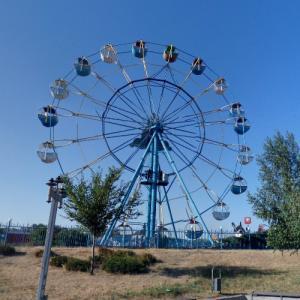 Survey Wheel in Extreme Park (StreetView)
