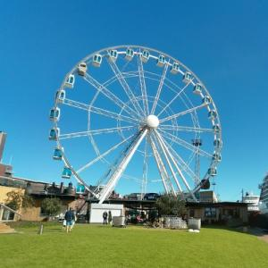 Finnair Skywheel (tallest ferris wheel in Finland) (StreetView)