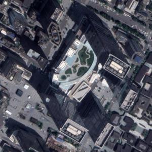 Chengdu International Finance Center (Google Maps)