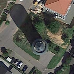Neuenstein water tower (Google Maps)