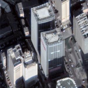 Dalian Dingsen Center Towers (Google Maps)