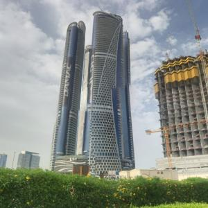 Damac Towers by Paramount (StreetView)