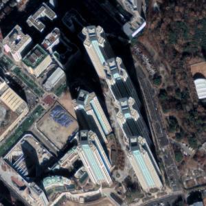Ilsan Yojin Y-City Towers (Google Maps)