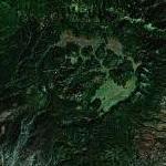 Valles Caldera (Google Maps)