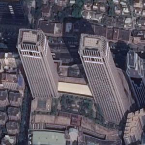 Zhongshan International Finance Centre Towers (Google Maps)
