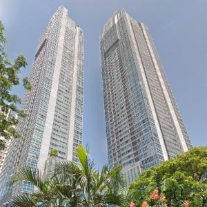 Saint Francis Towers (StreetView)